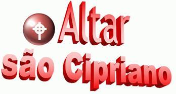 altar são Cipriano
