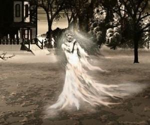 Assombração, fantasma