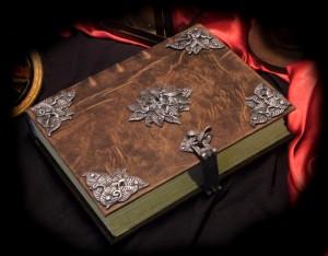 Instrumentos mágicos Livro das sombras2