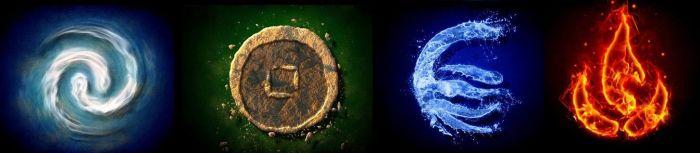 Os 4 elementos e a magia3